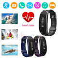 NEW H29 Smart Bracelet Waterproof IPX5 Bluetooth 4.0 Brand Fitness Tracker Pedometer Sleep Monitor Sport Wristband PK H30 H3 D21