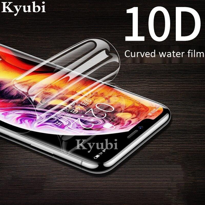 Hydrogel Full Protect Film For Xiaomi Mi 8 SE Lite MAX 2 3 Pro Pocophone F1 Black Shark Helo Screen Protector For Redmi 4 4X 5A