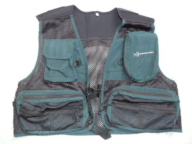 Broman fly fishing vest, fishing jackets ,fishing vest