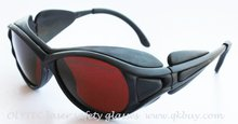laser safety eyewear 190-540nm & 800-2000nm, OLY-LSG-1, CE O.D 4+, High V.L.T %