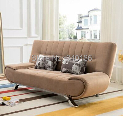 US $220.0 |SFB008 Double/Single sofa bed Multi function folding sofa  bed,contracted contemporary sofa bed length choice of 1.8m/1.2m/0.8m-in  Living ...