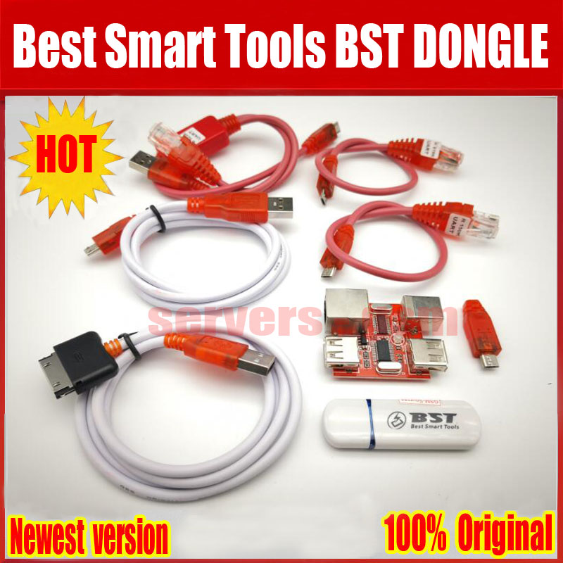 NEW BST Dongle Best Smart Tools for HTC Samsung Flash Repair IMEI