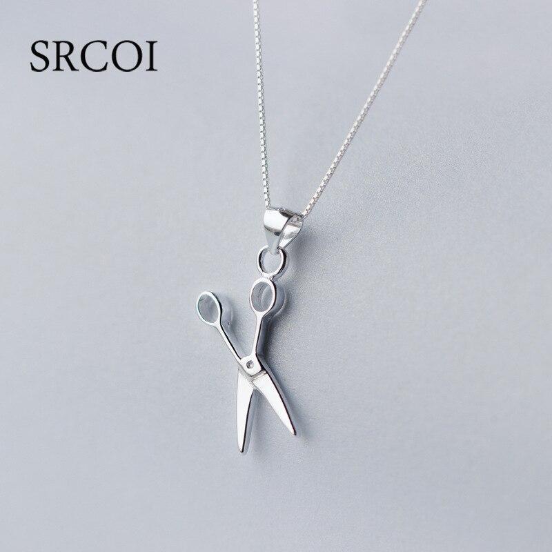 Sterling Silver Ciseaux Clous D/'Oreilles