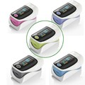 Beep sound alarm setting OLED Finger Blood Fulse Rate Heart Rate Monitor Fingertip Pulse Oximeter Monitor Oximetry