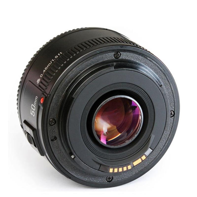 YongNuo YN50mm F1.8 Large Aperture Auto Focus Lens for Canon EOS 60D 70D 5D3 Nikon D800 D300 D700 D3200 D3300 D5100 D5200 D5300 yongnuo yn50mm f1 8 large aperture auto focus lens dslr camera lens for canon for nikon d800 d300 d700 d3200 d3300 d5100
