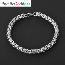 316L stainless steel bracelet chains