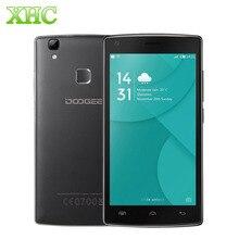 Original DOOGEE X5 MAX Pro 4G LTE Mobile Phone 5.0 inch Android 6.0 MTK6737 Quad Core RAM 2GB ROM 16GB OTG OTA GPS Cellphone