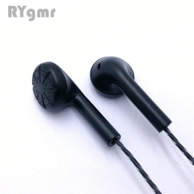 RY4C オリジナルインイヤーイヤホン 15 ミリメートル音楽音質 HIFI イヤホン (MX500 スタイルイヤホン) 3.5 ミリメートル曲げハイファイケーブル
