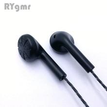 RY4C המקורי באוזן אוזניות 15mm מוסיקה באיכות צליל HIFI אוזניות (MX500 סגנון אוזניות) 3.5mm כיפוף hifi כבל