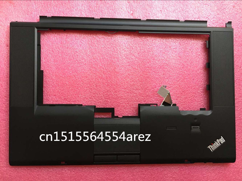 New laptop Lenovo ThinkPad T520 T520I W520 Touchpad FP Palmrest cover/The keyboard cover 04W0606 new oirginal for lenovo thinkpad t520 t520i w520 palmrest keyboard bezel 04w1365 04w1366 04x3735