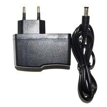 새로운 EU 플러그 AC 어댑터 전원 공급 장치 닌텐도 SNES SNES 충전기 빨간색과 흰색 기계 변압기