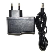 Nouvelle prise ue adaptateur secteur alimentation pour Nintendo SNES SNES chargeur rouge et blanc transformateur de Machine