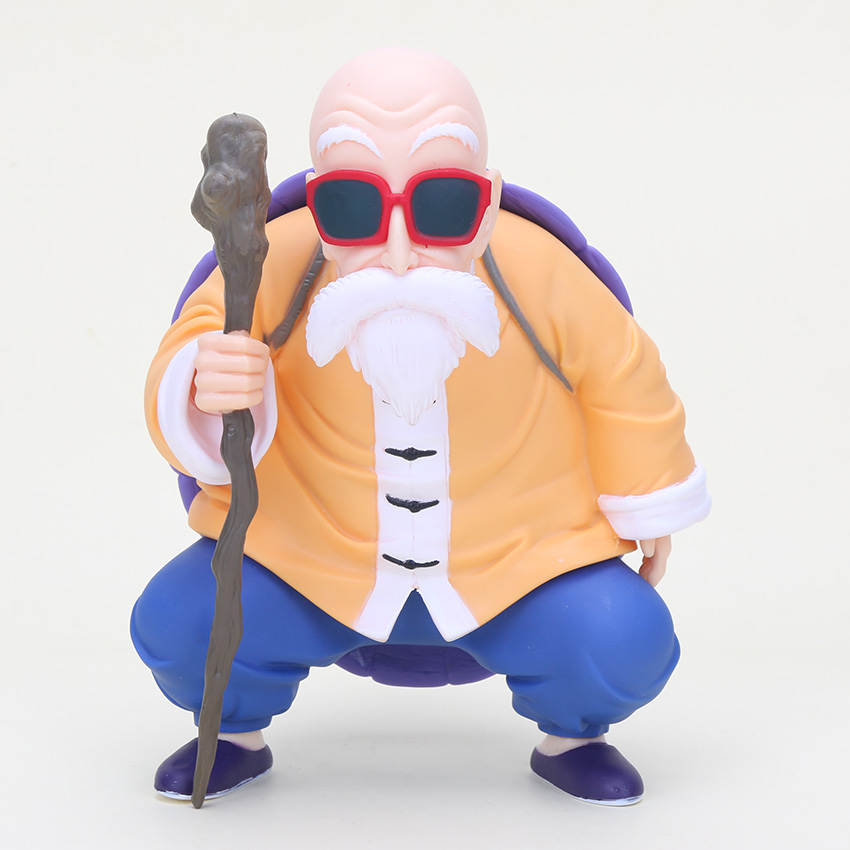 Dragon Ball Z Action Figure Son Goku Krillin Master Roshi Oolong Chiaotzu Pilaf buu Mr. Popo Figure