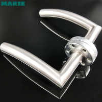 LH1009 Commercial Tube Door Lever Handle Lever Door Handles
