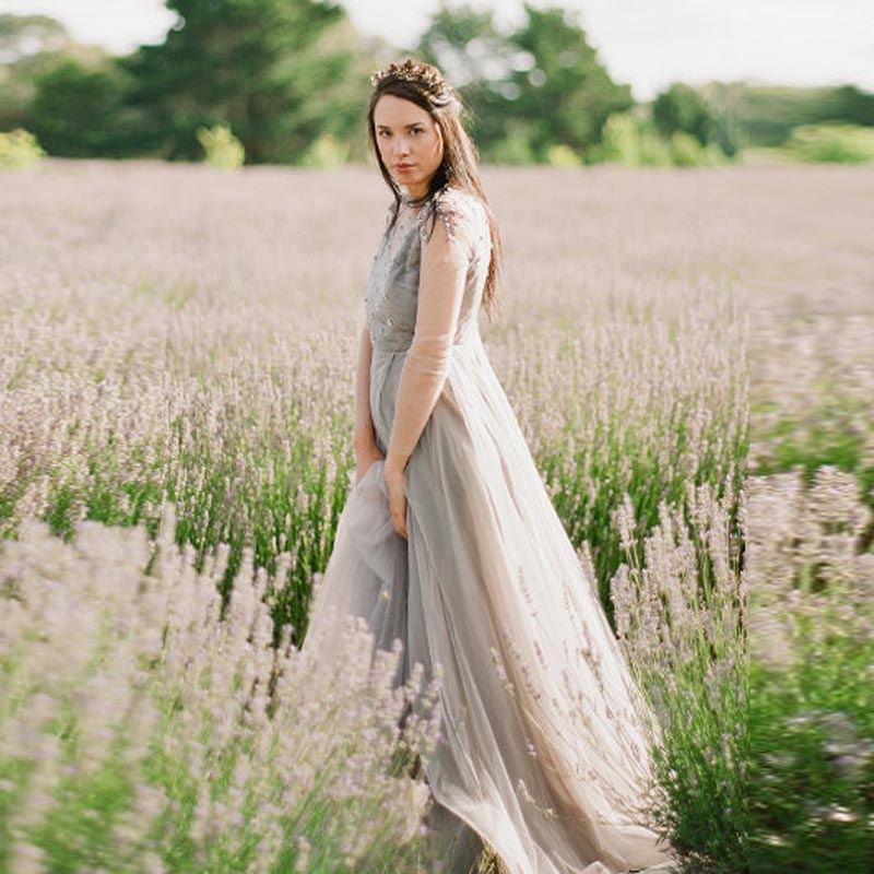 Rustic Dresses For Prom Fashion