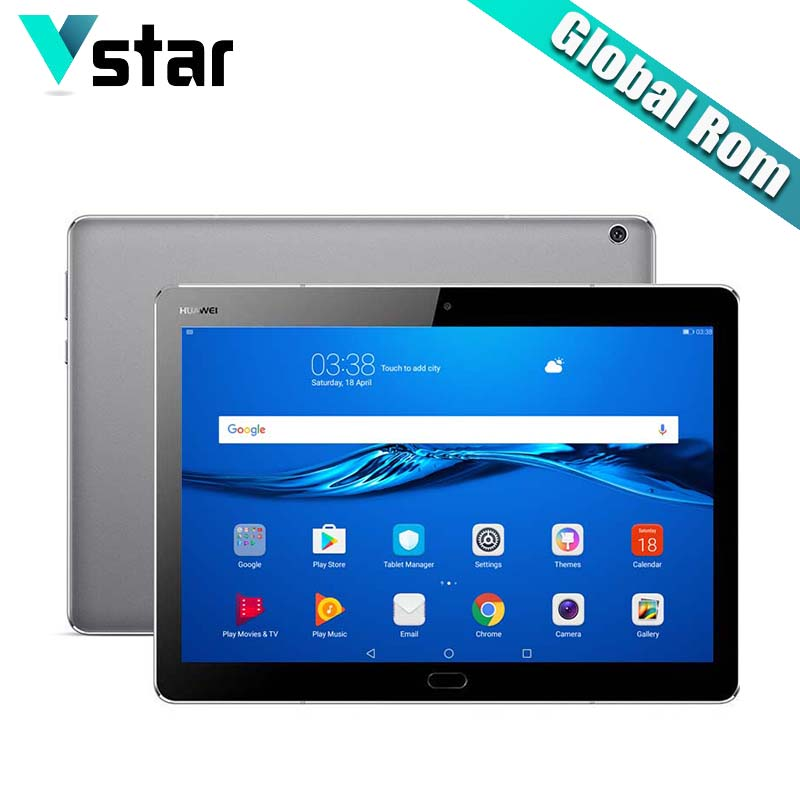 Original Huawei MediaPad M3 Lite 10 1 inch Tablet PC SnapDragon 435 Octa Core 3GB 4GB