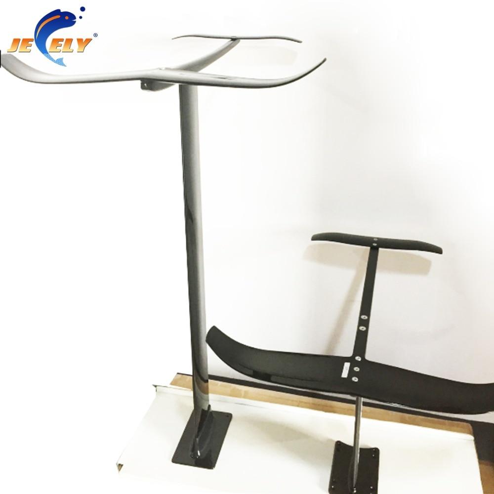 100% Pure Carbon Fiber Material Hydrofoil Wings For Sup,Surfboard,Windsurf board 100% carbon fiber 97cm hydrofoil mast