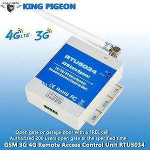 Image 5 - GSM 3G Tor Opener Zugang Fernbedienung von Free Phone Call für Automatische Tür schiebe tor motor schiebetor control RTU5034