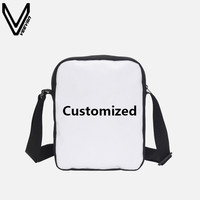 VEEVANV Casual Custom Mini Messenger Bag For Women High Quality Girls Boys Crossbody Bags Small Portable