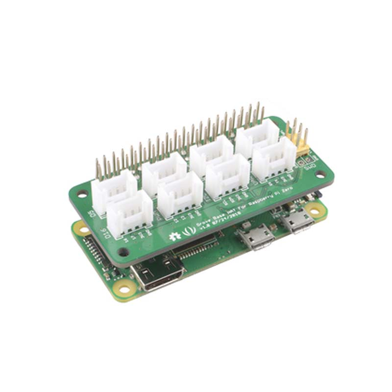 Grove Base Hat Raspberry Pi Zero For Raspberry Pi ExtensionBoard