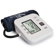 Automatic Arm Blood Pressure Pulse Monitor Health Care Digital Upper Portable Sphygmomanometer Family Health Care Tool abpm50 ce fda approved 24 hours patient monitor ambulatory automatic blood pressure nibp holter with usb cable