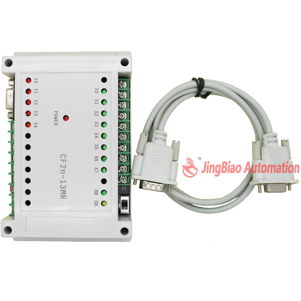 CF2N FX2N 13MR programmable logic controller 8 input 5 relay output plc controller automation controls plc