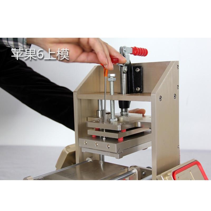 5in1 LCD Rinnovare il separatore di cornici centrali / Telaio per - Set di attrezzi - Fotografia 6