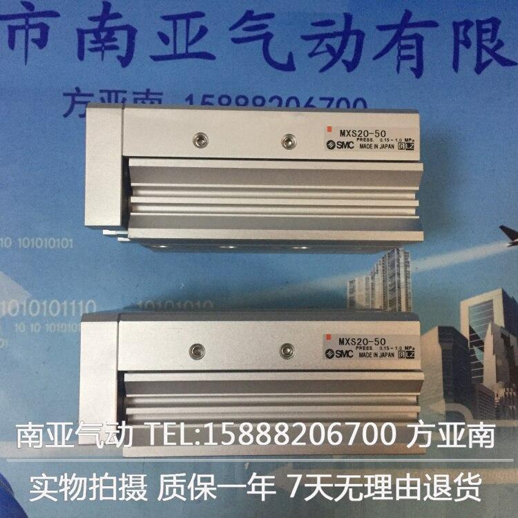 MXS20-10B MXS20-20B MXS20-30B MXS20-40B MXS20-50B SMC cilindro di Scorrimento aria componente pneumatico, hanno azioneMXS20-10B MXS20-20B MXS20-30B MXS20-40B MXS20-50B SMC cilindro di Scorrimento aria componente pneumatico, hanno azione