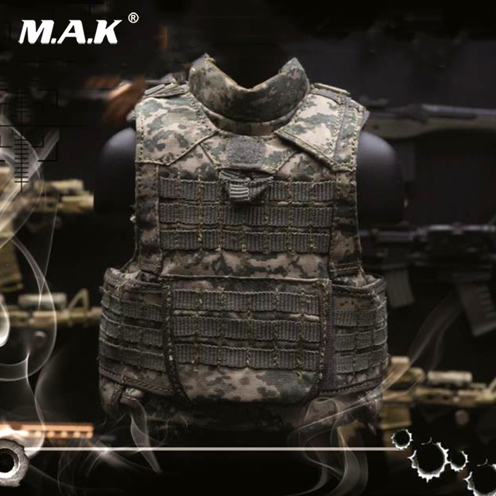 1/6 Action Figure Accessories 1/6 US Army UCP IOTV GEN2 Tactical Vest ACU For 12
