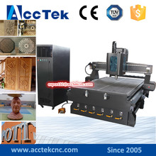 Low cost atc cnc router , 1325 cnc machine woodworking with ATC tool sensor