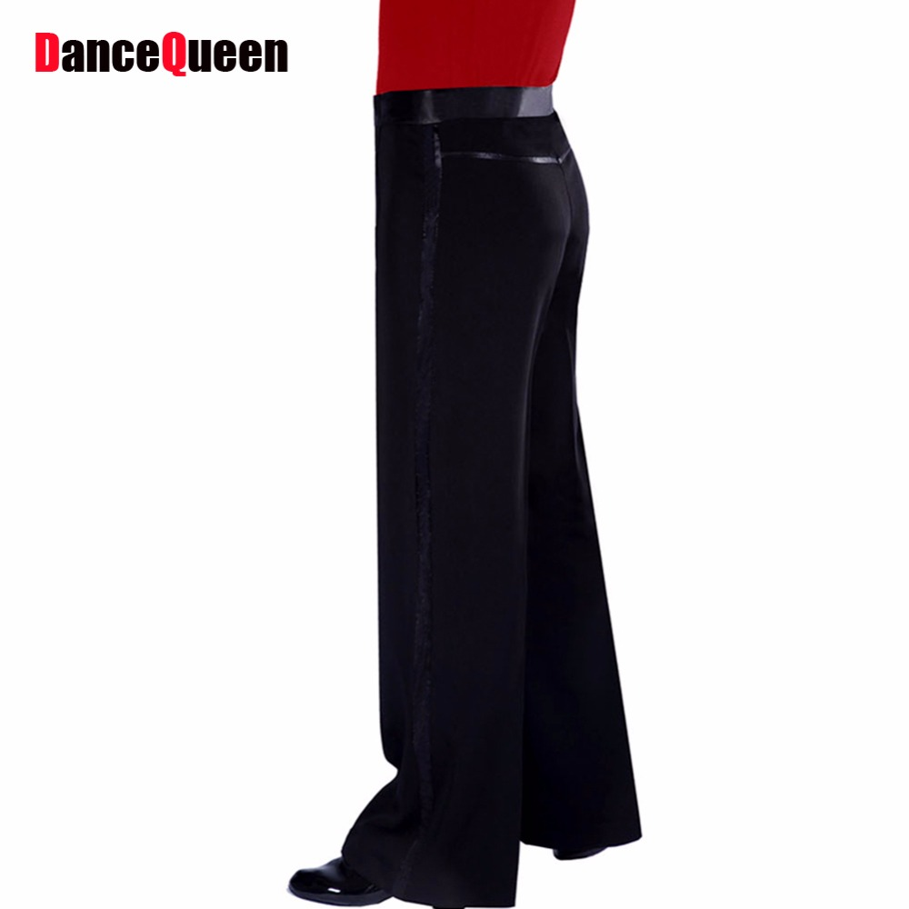 2015 New Arrival Latin Dance Pants Mens Ballroom Dance Pants Cha Cha/Rumba/Samba Pants