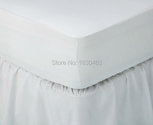 Size 190X90cm Cheapest Smooth Waterproof Mattress Protector Cover For Bed Wetting breathable Hypoallergenic Anti mite