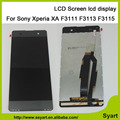 Pantalla lcd de alta qualidade lcd screen display + digitador assembléia touchscreen para sony xperia xa dual f3112 f3116