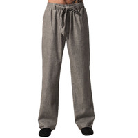 Top Quality Gray Chinese Men S Kung Fu Trousers Cotton Linen Pants Martial Arts Clothing Size