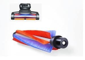 Image 5 - Electric Motorized Floor Brush Nozzle Turbo Brush for dyson DC44 45 58 59 61 DC62 74 V6 trigger Animal Motorhead parts Cordless