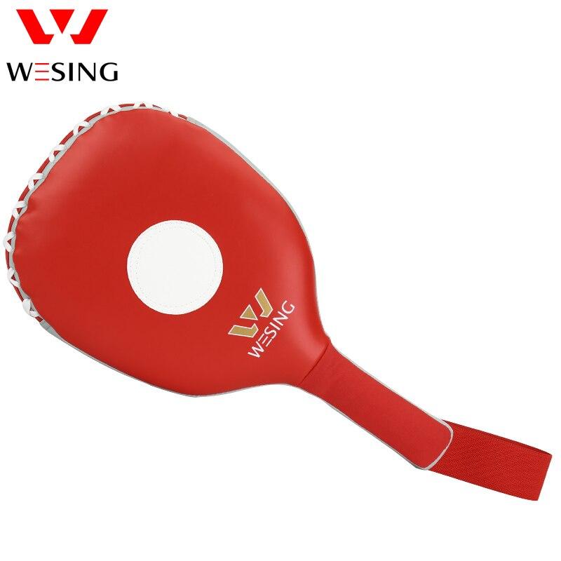 Wesing 1 Pairs taekwondo target durable kick pads target sanda wushu kickboxing training hand target