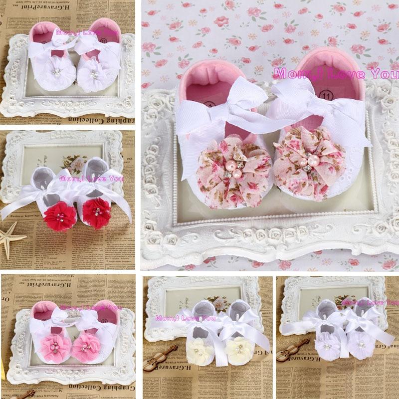 Olcsó baba lány virágcipő, gyémánt csizma csizma, baba balerina, lányok keresztelő cipő, puha egyedülálló baba cipő