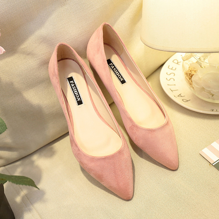 New Women Suede Flats Fashion High Quality Basic Mixed Colors Pointy Toe Ballerina Ballet Flat Slip On Shoes beyarne new women soft leather flats fashion spring casual black pointy toe ballerina ballet flat slip on shoes work shoes