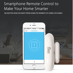 Image 5 - NEO COOLCAM Z גל בתוספת חכם בית דלת/חלון מגע חיישן חכם בית אוטומציה חיישן האיחוד האירופי 868.4MHZ compatiable Smartthings