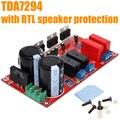 Оптовая Новый TDA7294 BTL Мощность Аудио Усилитель AMP Совета 150 Вт + 150 Вт с BTL Защиты Динамиков Бесплатная доставка 10000121