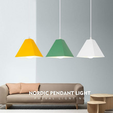 Modern LED study  Cafe living room Dining Room pendant Loft Personalized creative Pendant Lights lamps