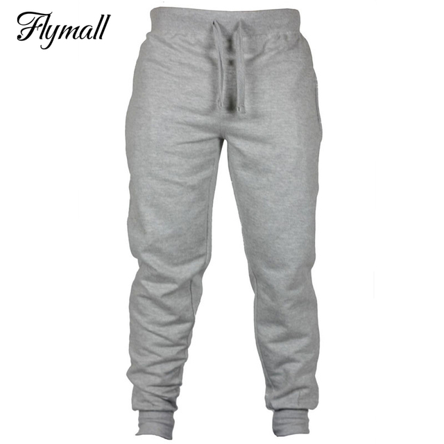Warm Thick Mens Pants for Winter Bodyboulding Hip Hop Clothing Street Trousers Fitness Jogger Sweatpants Casual Sweat Pants B216