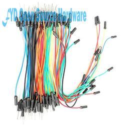 65 шт. от мужчины до мужчины Solderless Макет соединительный кабель Провода для нового