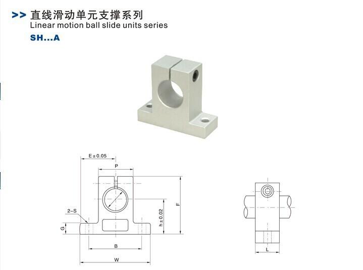 Линейный подшипник 4 12 SK12 SH12A XYZ CNC