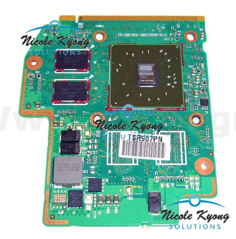 Drivers for Toshiba Satellite A300D ATI Display