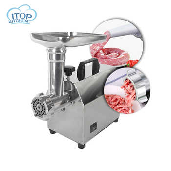 ITOP Multifunction Meat Grinder High Quality Stainless Steel Blade Home Cooking Machine Mincer Sausage Machine Kitchen assistant - DISCOUNT ITEM  32% OFF All Category