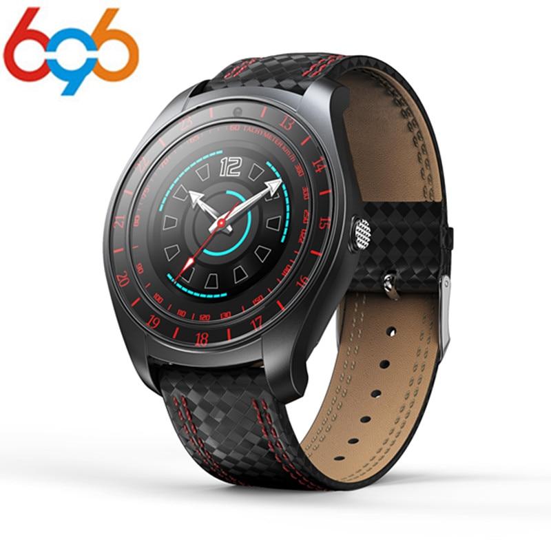 696 V10 Smart Uhr mit Kamera Pulsmesser Bluetooth Schrittzähler Smartwatch unterstützung SIM TF Sport Armbanduhr für Android