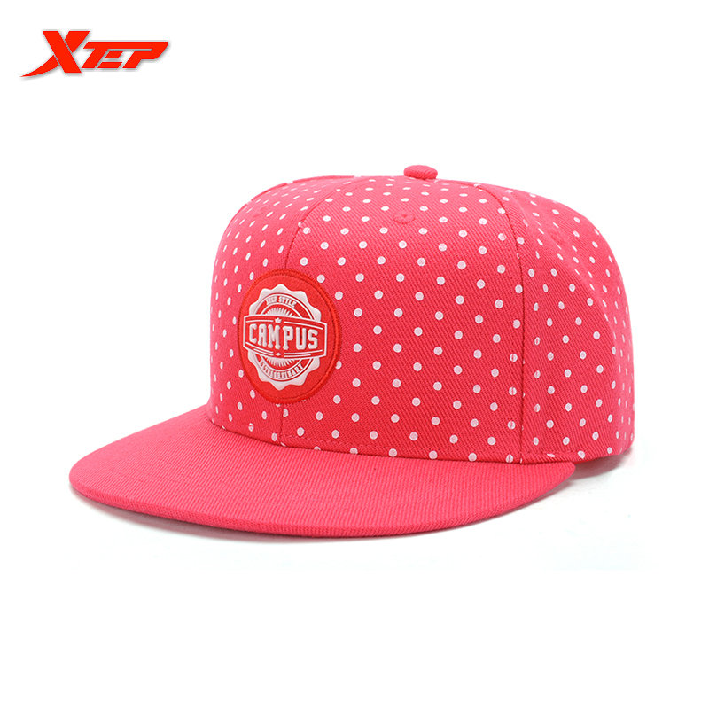 XTEP Brand pink cute campus Women adjustable hip hop snapback sports bone tumblr Baseball hat caps free shipping 884337219022