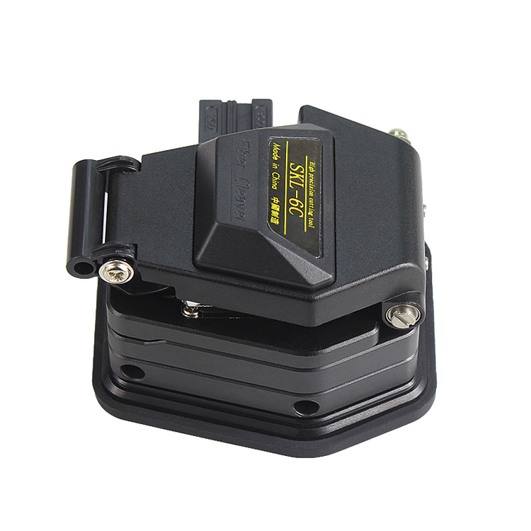 Fiber Cleaver SKL-6C Cable Cutting Knife FTTT Fiber Optic Knife Tools Cutter