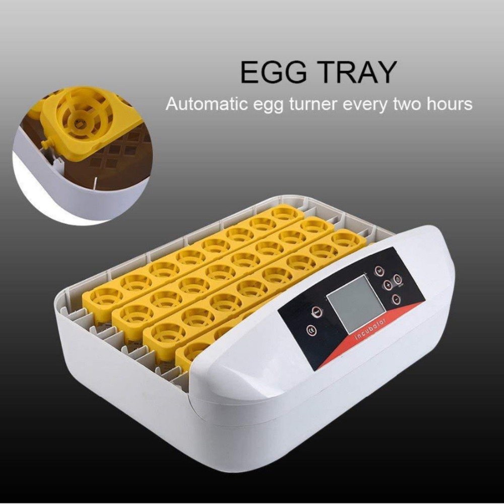 (Ship from Germany) Digital Fully Automatic 32 Eggs Incubator Brooder Hybrid incubator цена 2017